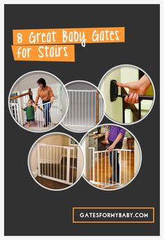 Best Baby Gates For Stairs Deck Gate, Stair Gate, Home Safety, Child Safety, Dog Gates For Stairs, Best Baby Gates, Twin Girls, Childproofing, Everything Baby