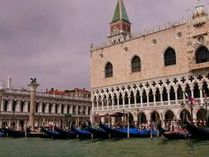 Doge's Palace near the Harbour