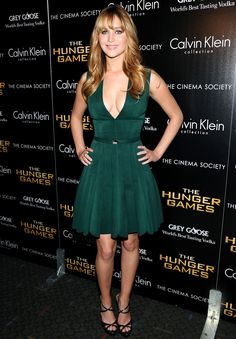 jennifer lawrence fashion   Jennifer Lawrence's Best Dresses! Pictures - March 20, 2012 ...
