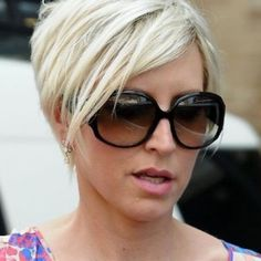 Super Edgy Short Hairstyles for Women Over 50