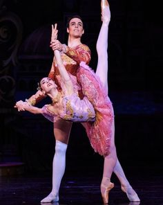 Beckanne Sisk and Chase O'Connell - Ballet West Nutcracker
