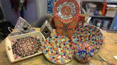 mozaiek workshop bij expres-zo