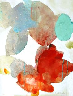 MEREDITH PARDUE Petals V, 2013 Ink, oil, and graphite on paper 30 × 22 in 76.2 × 55.9 cm Kathryn Markel Fine Arts