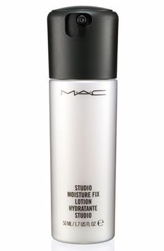MAC Studio Moisture Fix Lotion..can be purchased at Macy's MAC Counter