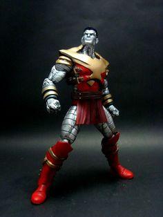 Phoenix Force Colossus Custom Action Figure