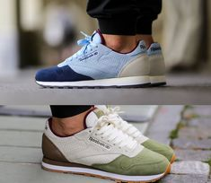 f5572bdb002 The Reebok Classic Leather Is Ready For Fall With These Two New ...