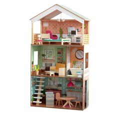 Toys R Us Canada, Oval Table, Wooden Dollhouse, Rectangular Rugs, Furniture Assembly, Christmas Gift Guide, Inspiration For Kids, Mid Century Modern Design, My New Room
