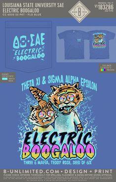 LSU Sigma Alpha Epsilon x Theta Xi Mixer Shirt | Fraternity Event | Greek Event #sigmaalphaepsilon #sae #lsu #tigers