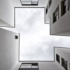 """Bauhaus (which means """"house of building"""" in German) was founded by a German architect, Walter Gropius in Architecture Bauhaus, Le Corbusier Architecture, Space Architecture, Contemporary Architecture, Classical Architecture, Movement Architecture, Pavilion Architecture, Architecture Images, Minimalist Architecture"""