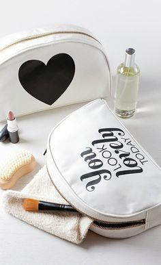 Amazing personalized bags!