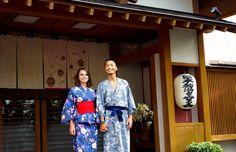 The best Ryokan in Japan (Ryokan = traditional Japanese inn)