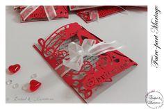 Faire-part Mariage Design - Modèle Arabesque -  Diva de la musique de la boutique OrchidEtCreations sur Etsy Arabesque, Creations, Gift Wrapping, Relief, Occasion, Etsy, Gifts, Design, Basement Remodeling