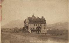 Antlers Hotel ~ Colorado Springs Colo ~ 1883