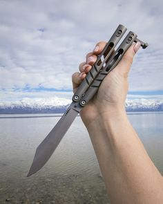 Up Close and Personal with the BRS Alpha Beast Infinity Butterfly Knife v3