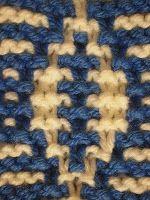 Christina Creating: Super Scarf II and Mosaic Knitting
