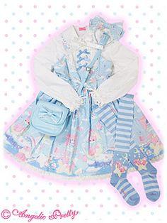 Angelic Pretty Dream Fantasy Lucky pack -Sax by SakuraLumiere, via Flickr