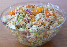 Oriental Ramen Noodle Salad