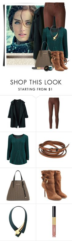 """""""Elevate your tote in a new set!"""" by fashion-architect-style ❤ liked on Polyvore featuring Koral, Lowie, Jimmy Choo, Burberry, Marni, Chanel, Gucci, women's clothing, women's fashion and women"""