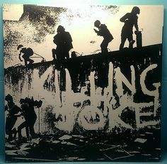 Killing Joke Orig. '80 Post-Punk Heavy Metal UK Import NM LP EGMD 5.45 Gatefold $20.00 USD #Punk #HeavyMetal #Vinyl #Records