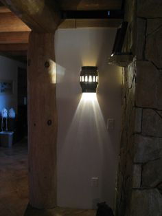 Home made wall l& made from half of a old wagon wheel hub Mais & Wagon Wheel Hub Light fixture idea | Crafts DIY Decorating with ... azcodes.com