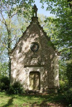little stone chapel