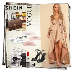 """""""Shein 2"""" by medinicab ❤ liked on Polyvore featuring Rossetto"""