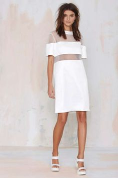 Solace Paige Shift Dress - Going Out | Shift | All | Clothes | Solace London | Solace London