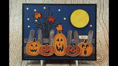 2017 VIDEO Stampin' up! Pick a Pumpkin & Beautiful Bouquet Bundles Halloween Card Halloween 2017, Halloween Cards, Halloween Pumpkins, Halloween Ideas, Pumpkin Cards, A Pumpkin, Fall Fest, Thanksgiving Cards, Fall Cards