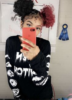Curly tendrils add a fairy-tale feeling to this waterfall braided hairstyle. ideas for sport outfit men gym roshe for spo. Baddie Hairstyles, Black Girls Hairstyles, Pretty Hairstyles, Kinky Hairstyles, Night Hairstyles, Hair Inspo, Hair Inspiration, Curly Hair Styles, Natural Hair Styles