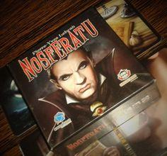 Conheça esse fantástico jogo festivo (party game) Nosferatu em nosso Blog: themitm.blog.br