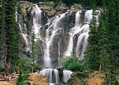 waterfall flow pictures hd