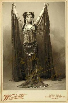 Blanche Walsh 1900s