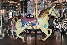 Cel Square outside row jumper Sea Isle City, Wooden Horse, Carousels, Carousel Horses, Childhood Memories, The Row, The Outsiders, Painted Horses, Brass