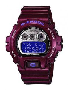 Casio - Mens Watches - Casio G-Shock - Ref. Dw-6900Sb-4Er
