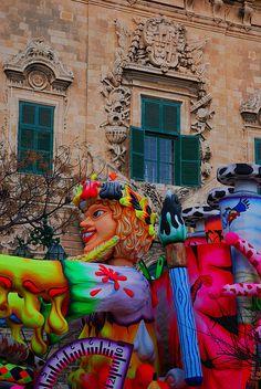 Carnival - Valletta, Malta