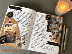 Bullet Journal By Gea ( Bullet Journal Notebook, Bullet Journal Inspo, Bullet Journal Spread, Bullet Journal Travel, Journal Themes, Art Journal Pages, Photo Journal, Journal Ideas, Creative Journal
