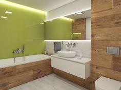 Moderní koupelna VALLEY - vizualizace Bathroom Inspiration, Alcove, Bathtub, Studio, Bathing, Standing Bath, Bathtubs, Bath Tube, Studios