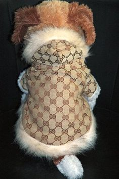 Louis Vuitton Dog Clothes Designer Pet Products Fashion
