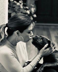 ᴾᵁᴾᴾᵞ ᴸᴼᵛᴱ ❤️ ——————— #roza #canecorso #instadog #unconditionallove #playinggames Cane Corso, Unconditional Love, Games To Play, Dogs, Instagram, Pet Dogs, Doggies