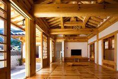 modern hanok house - Google Search