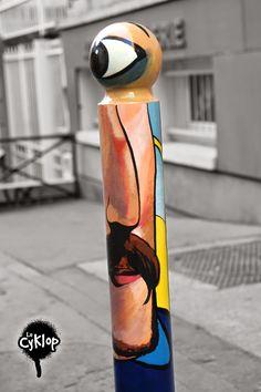 """Le CyKlop """"Gauguin"""""""
