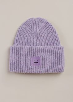 Acne Studios Pansy Shet Hat (Lavender) http://beautifulclearskin.net/category/no-more-acne/