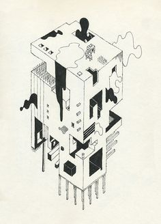Unfinished Construction Sites | Andrew DeGraff