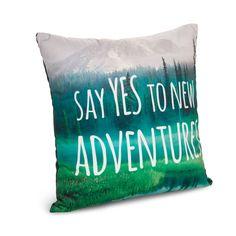 Skyler Landscape Adventures Cushion | Departments | DIY at B&Q
