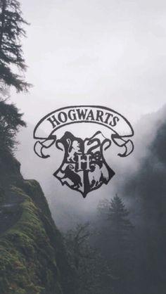 lock screen — Harry Potter, background, wallpaper, iPhone, android, cellphone, Hogwarts Crest, Banner, JK Rowling