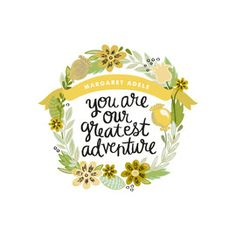 Greatest Adventure by Minted