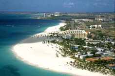 """""""aruba beach. caribbean. been there. done that <3"""" you're lucky then :)  Very Very LUCKY  I LOVE ARUBA"""