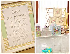 My Recent Party Planning-Pamper the Mommy Baby Shower – At Home With Natalie