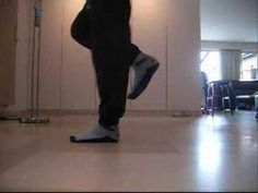 Melbourne Shuffle Tutorial -- It. Is. ON!  (maybe ;))