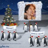 Funny New Year animated photo frame with dancing penguins Merry Christmas Happy Holidays, Christmas Images, Christmas And New Year, Christmas Holidays, Christmas Recipes, New Year Greeting Cards, New Year Greetings, Funny Effects, Funny New Year